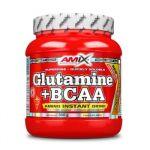 Amix Glutamina + BCAA 300g Natural