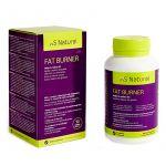 500 Cosmetics Xs Natural Queimador de Gordura 500 Cosméticos 90 Cápsulas