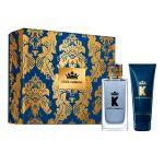 Dolce & Gabbana K EDT 100ml + Bálsamo After Shave 75ml Coffret