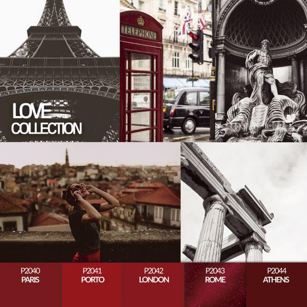 Purple Verniz Gel Tom Love Collection 1 (P2040 ao P2044)