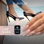 Purple Verniz Gel Tom P2074 I Like Shoes