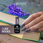 Purple Verniz Gel Tom P2068 I Like Books