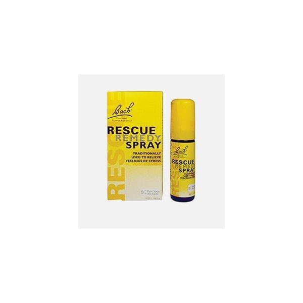 Floral de Bach Rescue Remedy frasco spray de 20ml