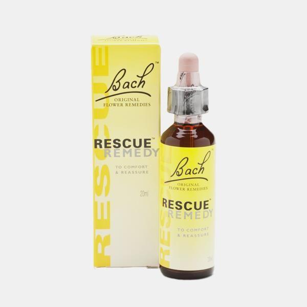 Floral de Bach Rescue Remedy Gotas 20ml