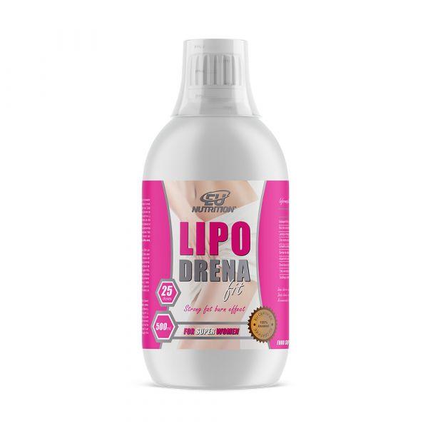 EU Nutrition Lipo Drena Fit 500ml