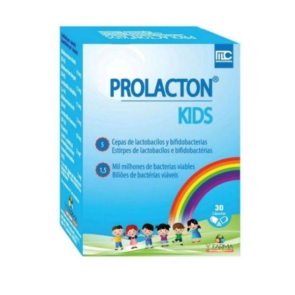 Y-Farma Prolacton Kids 30 Cápsulas