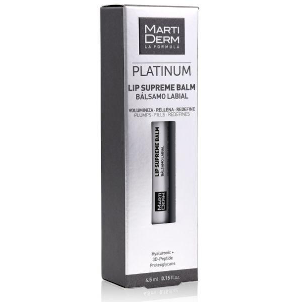 Martiderm Platinum Lip Supreme Balm 4,5ml