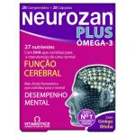 Vitabiotics Neurozan Plus 28 comprimidos + 28 cápsulas