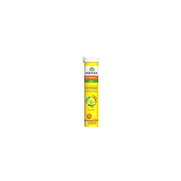 Aquilea Vitamina C + Zinco 14 Comprimidos Efervescentes