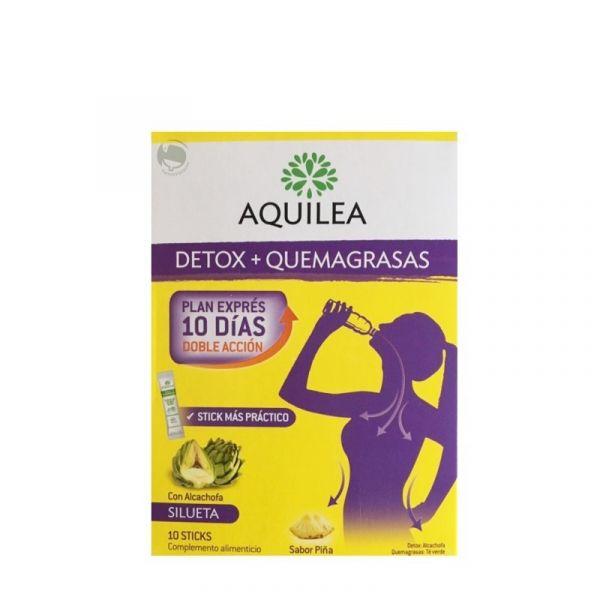 Aquilea Detox + Queima-Gorduras 10 Sticks