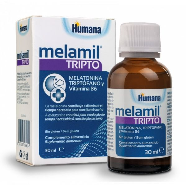 Melamil Tripto Solução Oral 30ml