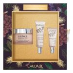 Caudalie Resveratrol Lift Pack Creme de Dia 50ml + Bálsamo Olhos e Lábios 5ml + Sérum Reafirmante 10ml