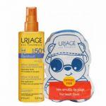 Protetor Solar Uriage Bariésun Spray Infantil SPF50+ 200ml + Toalha