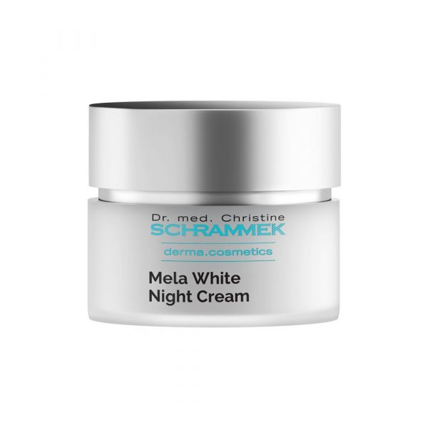 Schrammek Mela White Night Cream Creme de Noite 50ml