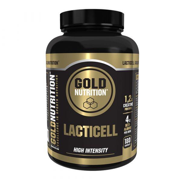 Gold Nutrition Lacticell 180 cápsulas