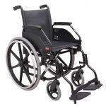 Orthos XXI Cadeira de Rodas Celta Compact 3 Largura Assento: 40 cm Roda Traseira: Maciça (Anti-furo)