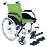 Orthos Xxi Cadeira de Rodas Latina Compact Pistachio Largura Assento: 43 cm