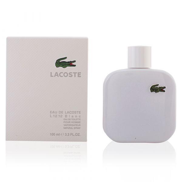 e38cc1135088f Perfume Homem Lacoste Eau de Lacoste l.12.12 Blanc EDT 100ml ...