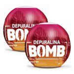 Depuralina Bomb 1 Mês 120 Cápsulas