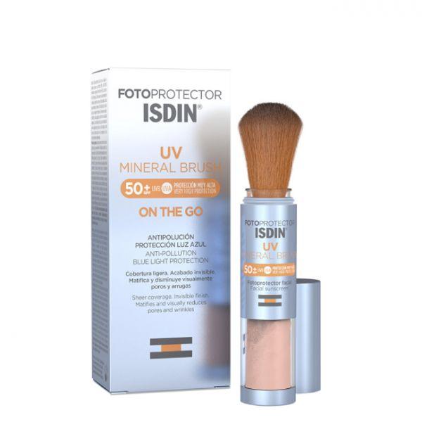Isdin Mineral Brush Pó SPF50+ 2g