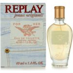 Replay Jeans Original Woman EDT 40ml (Original)