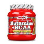 Amix Glutamina + BCAA 300g Manga