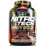 MuscleTech Nitro-Tech 100% Whey Gold 2.5kg