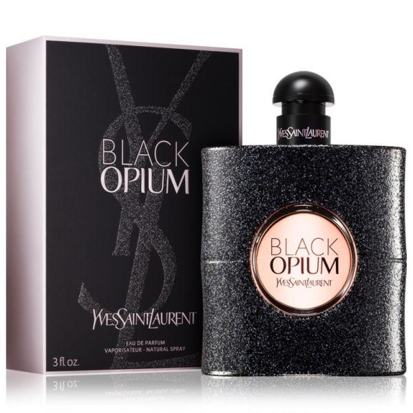 Yves Saint Laurent Black D'Opium For Woman EDP 90ml (Original)