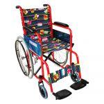 Mobiclinic Cadeira De Rodas Manual Criança Aeroporto Transito Roda Pequena Teatro