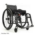 Invacare Cadeira de Rodas Manual Kuschall Compact 2.0