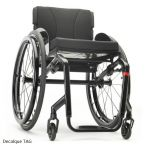Invacare Cadeira de Rodas Manual Kuschall K-series 2.0