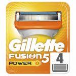 Gillette Lâminas Fusion5 Power 4 Unidades