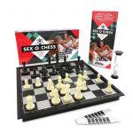 Sexventures Jogo de Xadrez Erótico Sex-o-chess