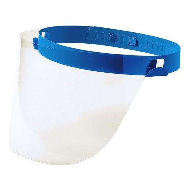 Viseira de Proteção Facial Kids Azul