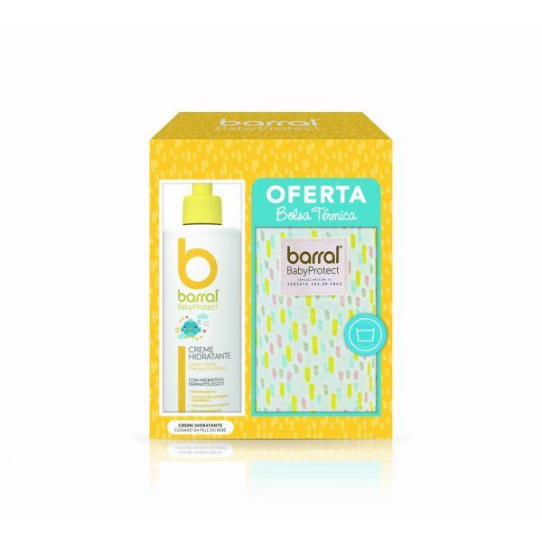 Barral BabyProtect Creme Hidratante 400ml + Bolsa Térmica