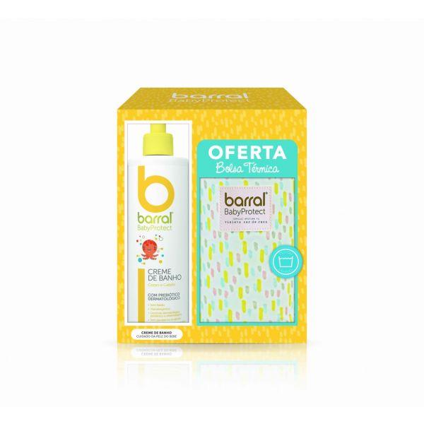 Barral BabyProtect Creme de Banho 500ml + Bolsa térmica