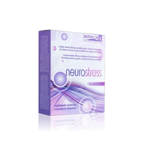 Nutriflor Neurostress 75 comprimidos