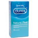 Durex Preservativos Natural Plus x12