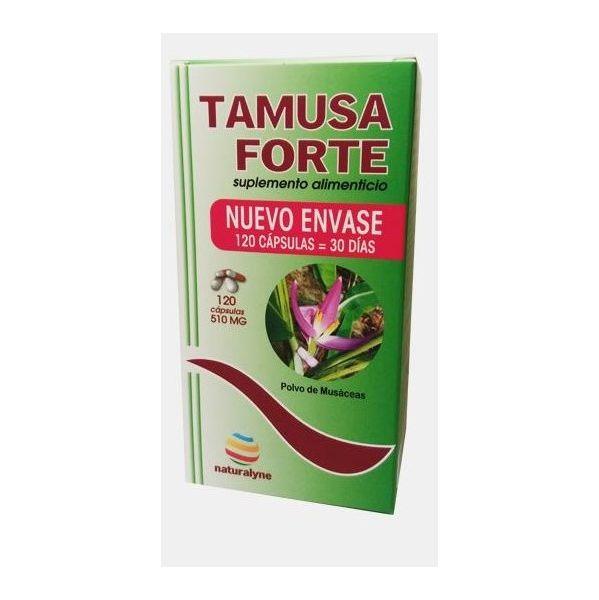 Farmoplex Tamusa Forte 120 Cápsulas