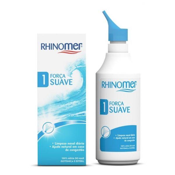 Novartis Rhinomer Spray Nasal Força 1 135ml