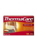 Thermacare Faixas Térmicas para Dores Lombar e Anca 2 Unidades