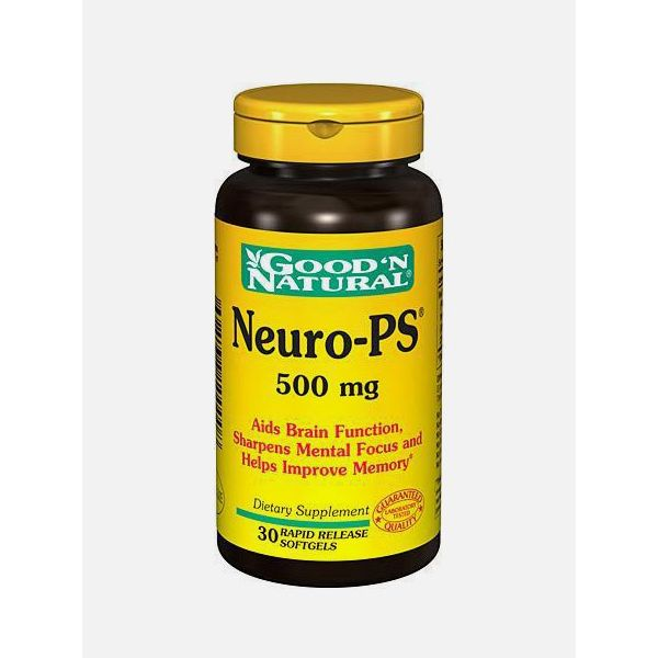 Good n`Natural Neuro-PS 500mg 60 cápsulas
