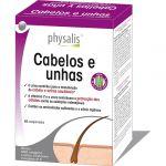 Physalis Cabelo e Unhas 45 comprimidos