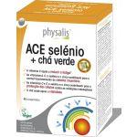 Physalis Ace Selénio + Chá Verde 45 comprimidos