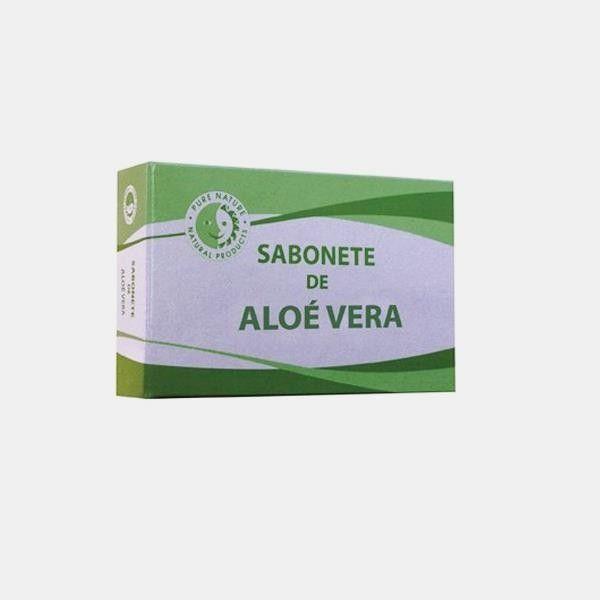 Pure Nature Sabonete de Aloé Vera 90g