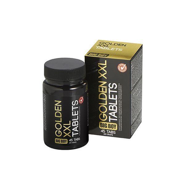 Cobeco Estimulante Big Boy Golden XXL 45 comprimidos