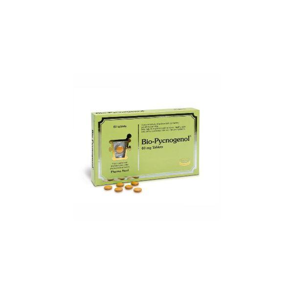 Pharma Nord Bio-Pycnogenol 40 mg 60 comprimidos