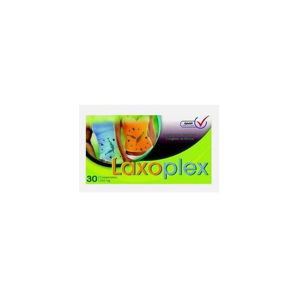 Farmoplex Laxoplex 30 comprimidos