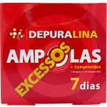 Depuralina Excessos 7 + 42 Comprimidos