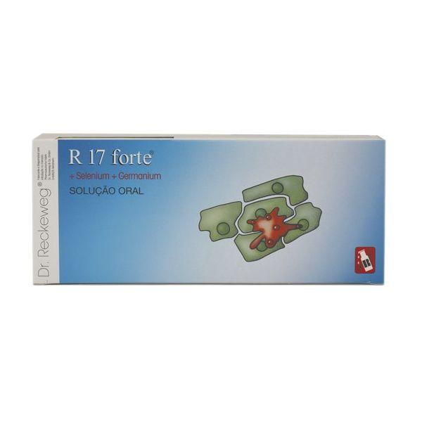 Dr. Reckeweg R17 Forte 24 Ampolas Bebíveis